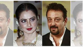 Rekha secretly married to Sanjay Dutt!