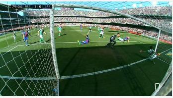 Barcelona denied blatant goal during Real Betis draw