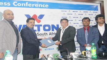 Walton title sponsor of Bangladesh-South Africa series