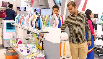 Walton displays 500 plus models of products at DITF