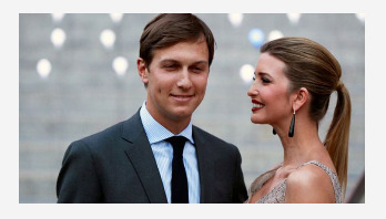 Trump's son-in-law to become senior White House adviser