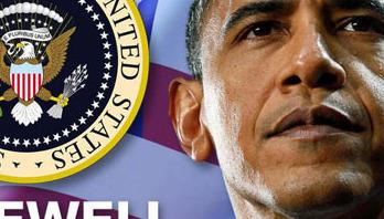 Barack Obama delivers farewell address in Chicago