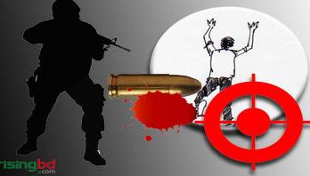 Robber killed in gunfight between 2 gangs