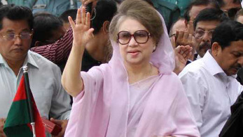 Khaleda at court