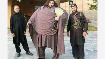 World's strongest man!