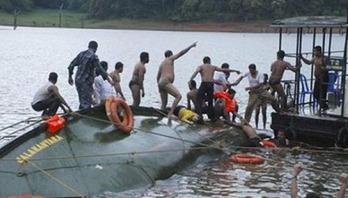 24 dead as boat capsizes in River Ganga in Bihar