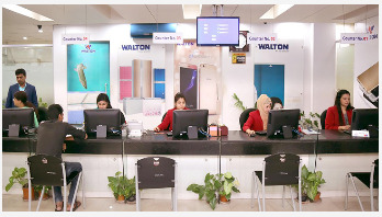 Walton starts New Year with zero pending servicing