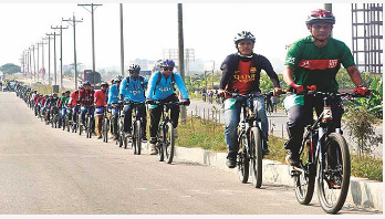 BDCyclists set Guinness World Record