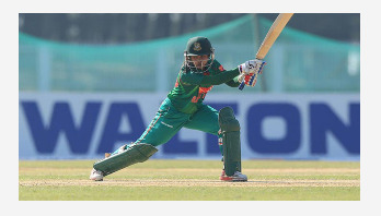 Bangladesh in batting against Protea Women