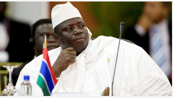 Yahya Jammeh agrees to step down