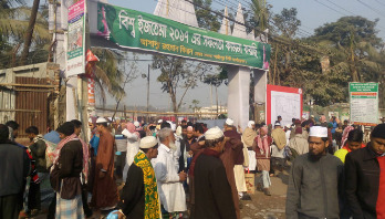 Biswa Ijtema's 2nd phase enters 2nd day