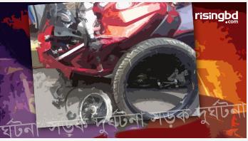 বাসচাপায় মোটরসাইকেল আরোহী নিহত