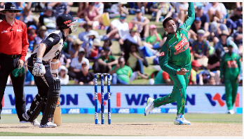 Tigers whitewashed in T20I series too