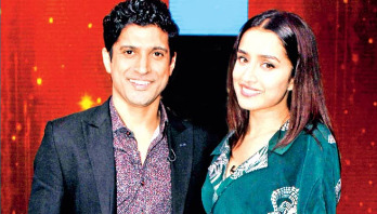 Shraddha slams rumours of live-in relationship with Farhan