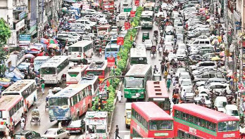Traffic woes of a city