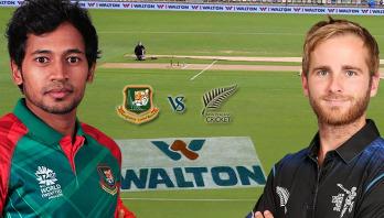Bangladesh-New Zealand first Test Thursday