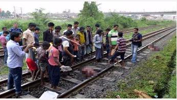 টাঙ্গাইলে ট্রেনে কাটা পড়ে অজ্ঞাত নারী নিহত