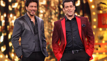 Shah Rukh Khan gifts Salman Khan a luxurious car