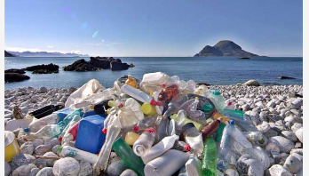 Earth is becoming 'Planet Plastic'