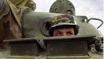 আফগানিস্তানে তালেবান হামলায় ২৬ সেনা নিহত
