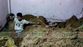 Four killed in Cox's Bazar landslide
