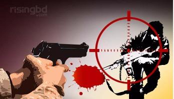 Robber killed in Rangpur 'gunfight'