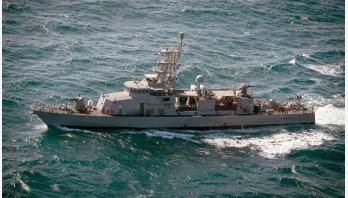 US Navy fires warning shots at Iranian ship