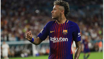 Neymar not travelling to Qatar for medical
