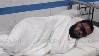 Siddiqur sent to Chennai for treatment