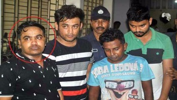 Bogra rape: Tufan, two aides on 3-day remand