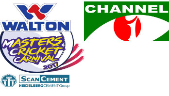 Masters Cricket Carnival matches live on Channel i