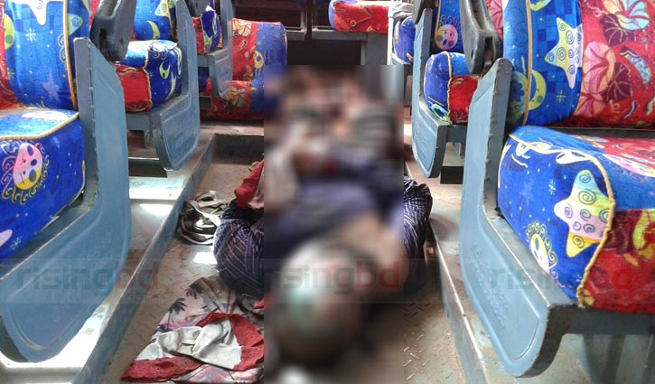 Youth's body recovered from bus at Ashulia