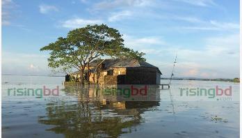 183 Moulvibazar schools shut for flood