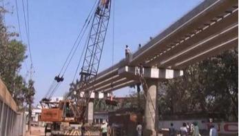 মৌচাক ফ্লাইওভার নির্মাণ ব্যয় বাড়ছে ১০৮ কোটি টাকা
