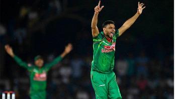 Tigers thrash Sri Lanka in 1st ODI