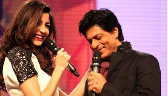 Anushka Sharma praises Shah Rukh Khan
