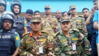 Two militants killed in Sylhet raid