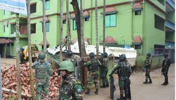 Four militants killed in Atia Mahal: Army
