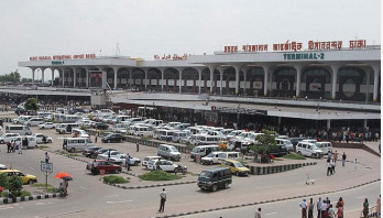 Ban on visitors' entry to Dhaka airport