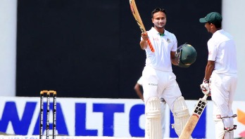 Shakib again top in all formats