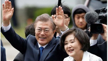 New South Korean President willing to visit North