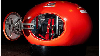 Survival capsule that could save life