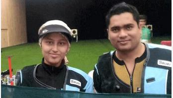 Baki, Disha win gold in Islamic Games