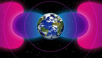 NASA probes spot a manmade bubble around Earth