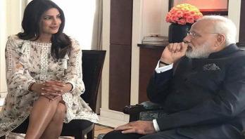 Priyanka Chopra accused of 'disrespecting' India's PM