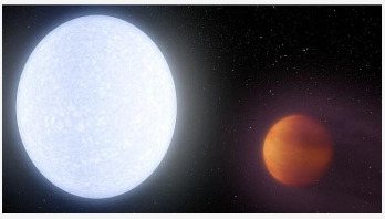 Astronomers reveal the most extreme planets