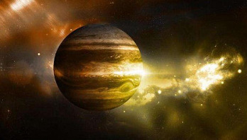 Jupiter is both the largest and oldest planet