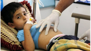 Yemen faces world's worst cholera outbreak: UN