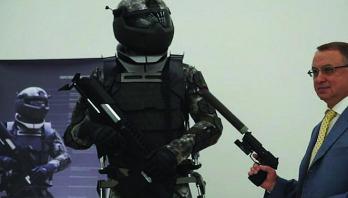 Russia unveils Star Wars combat uniform