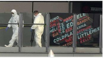 Police name Manchester bomber Salman Abedi